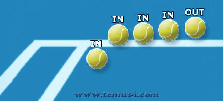 Картинки по запросу аут в теннисе картинки